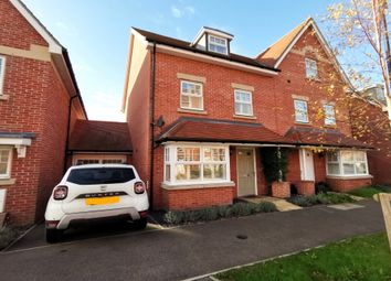 Thumbnail 4 bed semi-detached house for sale in Reid Crescent, Hellingly, East Sussex