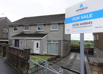 Thumbnail 3 bed property for sale in Currieside Avenue, Shotts