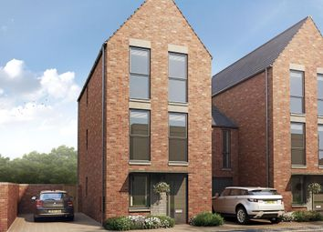 "Thumbnail 4 bed end terrace house for sale in ""Ritiro"" at Hauxton Road, Trumpington, Cambridge"