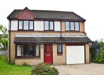 Thumbnail 4 bed detached house for sale in Broomwood Court, Prudhoe