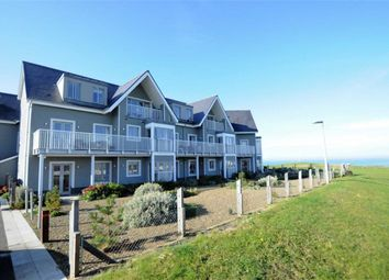 Thumbnail 2 bed flat for sale in Crooklets Road, Bude, Cornwall