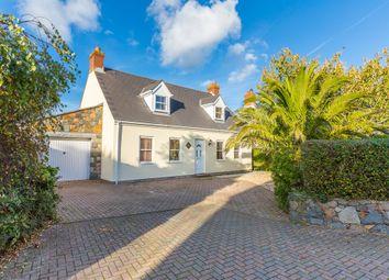 Thumbnail 4 bed detached house for sale in Route De La Croix Au Bailiff, St. Andrew, Guernsey