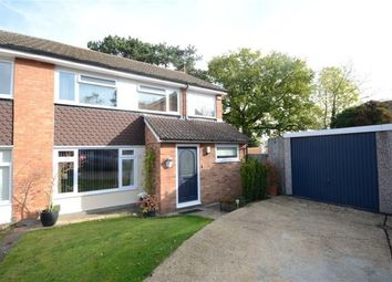Thumbnail 4 bed semi-detached house for sale in Lodge Way, Windsor, Berkshire