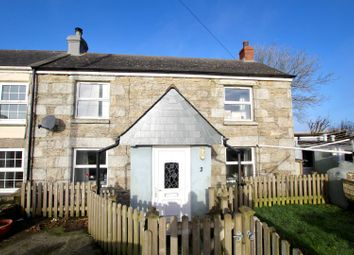 Thumbnail 3 bed cottage for sale in Rame Cross, Penryn