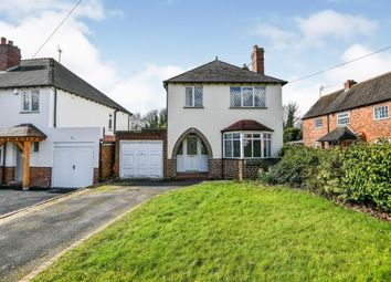 Thumbnail 3 bed detached house for sale in Lonsdale Road, Walsall, .