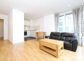 Thumbnail 3 bed flat to rent in Residence Tower, Woodberry Grove, London