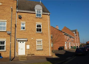 Thumbnail 3 bed end terrace house to rent in Wright Way, Stapleton, Bristol