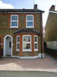 Thumbnail 3 bed semi-detached house for sale in Royal Oak Road, Woking