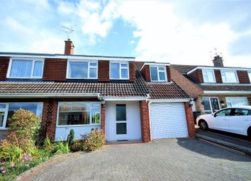 Thumbnail 5 bed semi-detached house for sale in Ashford Gardens, Whitnash, Leamington Spa