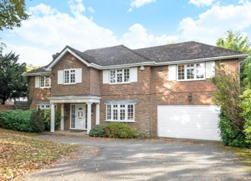 Thumbnail 5 bed detached house for sale in Homestead Road, Chelsfield Park, Orpington