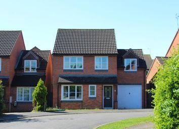 Thumbnail 4 bed detached house for sale in Otters Rest, Leamington Spa