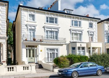 Thumbnail 3 bed flat to rent in Belsize Square, London
