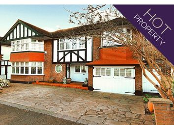 Thumbnail 6 bed detached house for sale in Audley Road, Ealing, London