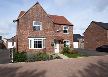 Thumbnail 4 bed detached house for sale in Hobby Road, Bodicote, Banbury