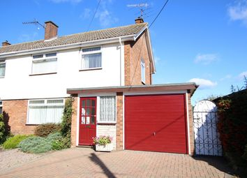 Thumbnail 3 bed semi-detached house for sale in Ship Lane, Bramford, Ipswich, Suffolk