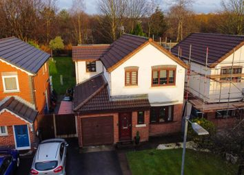 3 bed detached house for sale in Waterside Close, Radcliffe, Manchester M26