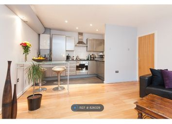 Thumbnail 1 bed flat to rent in Bentley Road, Dalston