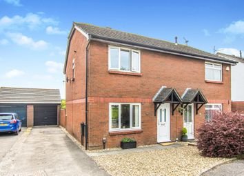 Thumbnail 3 bedroom semi-detached house for sale in Enfield Drive, Barry