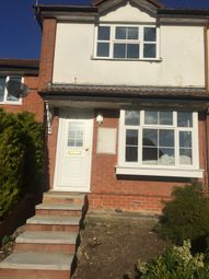 Thumbnail 2 bed terraced house to rent in Sawtry Way, Borehamwood