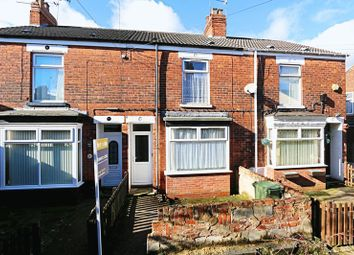 Thumbnail 2 bedroom terraced house for sale in Holyrood Avenue, Spring Bank West, Hull