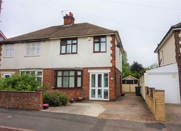 3 bed semi-detached house for sale in Repton Avenue, Littleover, Derby DE23