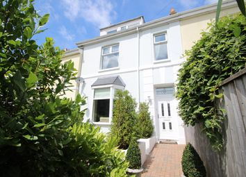 Thumbnail 4 bed terraced house for sale in Saltram Terrace, Plympton, Plymouth