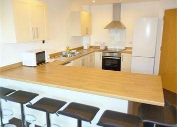 Thumbnail Studio to rent in 3 Bedroom Flat, The Student Block, Loughborough