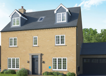 Thumbnail 5 bed detached house for sale in Carnaile Street, Alconbury Weald