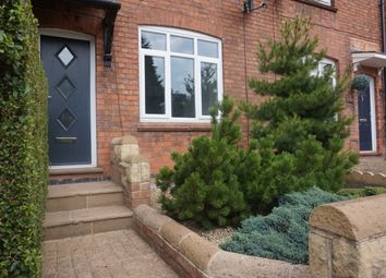 Thumbnail 3 bed terraced house for sale in Rectory Road, Sutton Coldfield