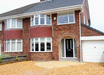 Thumbnail 4 bed semi-detached house for sale in Canterbury Close, Aintree, Liverpool