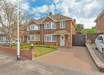 3 bed semi-detached house for sale in Gayhurst Drive, Sittingbourne, Kent ME10