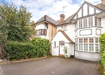 Thumbnail 4 bed semi-detached house for sale in Dunstan Road, Golders Green