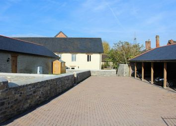 Thumbnail 3 bed mews house to rent in Hele, Taunton