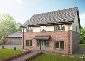 "Thumbnail 5 bed detached house for sale in ""The Lydney"" at Blinkbonny Road, Currie"