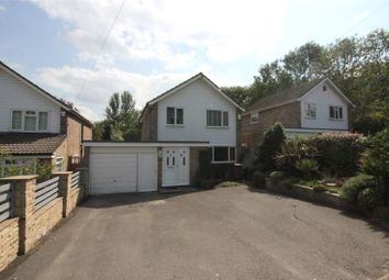 Thumbnail 3 bed detached house for sale in Loddon Bridge Road, Woodley, Reading, Berkshire