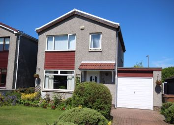 Thumbnail 3 bed detached house for sale in Finlay Avenue, East Calder, Livingston