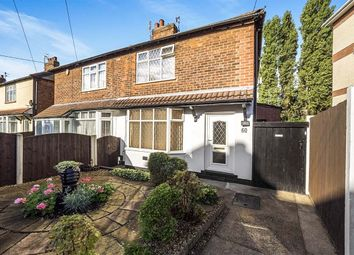 Thumbnail 2 bed semi-detached house for sale in Austin Street, Bulwell, Nottingham