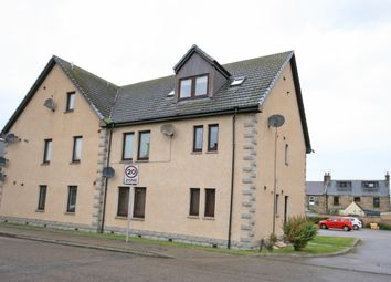 Thumbnail 2 bed flat for sale in 10 Blairdaff Court, Buckie