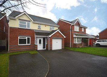 Thumbnail 4 bed detached house for sale in Blackmore Mews, Broadmeadow, Exeter