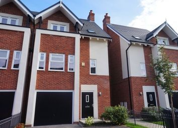 Thumbnail 5 bedroom town house to rent in Houseman Crescent, West Didsbury