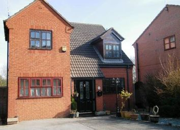 Thumbnail 3 bed detached house for sale in Hill Terrace, Audley, Stoke-On-Trent, Staffordshire