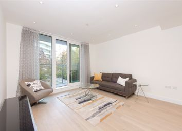 Thumbnail 1 bed flat to rent in Cascade Court, 1 Sopwith Way, Chelsea Bridge Wharf, Battersea