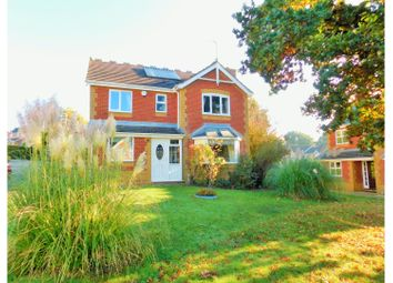 Thumbnail 4 bed detached house for sale in Bartley Mill Close, Pevensey