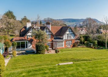 Thumbnail 5 bedroom detached house for sale in Bickwell Valley, Sidmouth, Devon