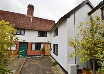 Thumbnail 3 bedroom terraced house to rent in Bridge Street, Kelsale, Saxmundham