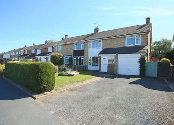 Thumbnail 4 bed semi-detached house for sale in Sherwood Crescent, Market Drayton