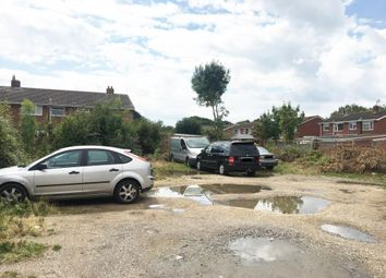Thumbnail Parking/garage for sale in Land Rear Of 90 Rowner Lane, Gosport, Hampshire