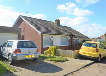 Thumbnail 2 bedroom semi-detached bungalow to rent in Newlands Road, Ramsgate