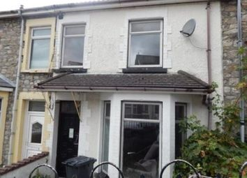 Thumbnail 3 bed terraced house for sale in Portland Street, Abertillery, Gwent