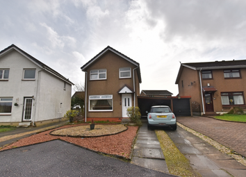 Thumbnail 3 bedroom detached house for sale in 15 Wellyard Wynd, Greenock